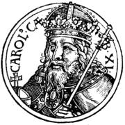Obr. 8. Karel IV. (Kronyka)