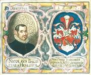 Obr. 20. Mikuláš Dačický z Heslova (Národní muzeum)